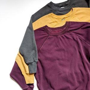 3 Aerie Dolman Oversized Crewneck Sweaters